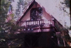 Griffith cabin at Lakemont Pines