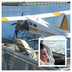 Seaplane make-a-wish