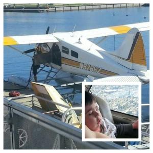 Seaplane make-a-wish