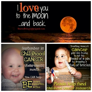 PhotoGrid cancer awareness month