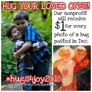hugs4joy2015poster