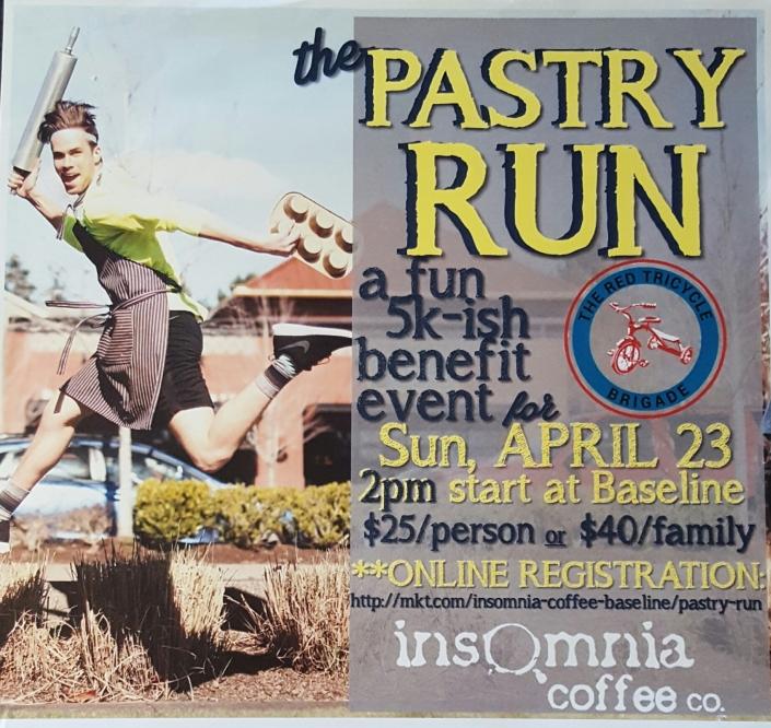 Pastry Run
