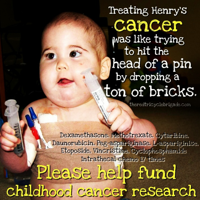 Henry's cancer treatment